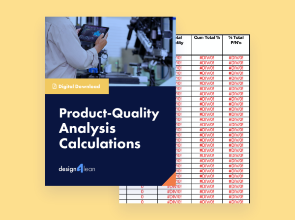 Product-Quality Analysis Calculations